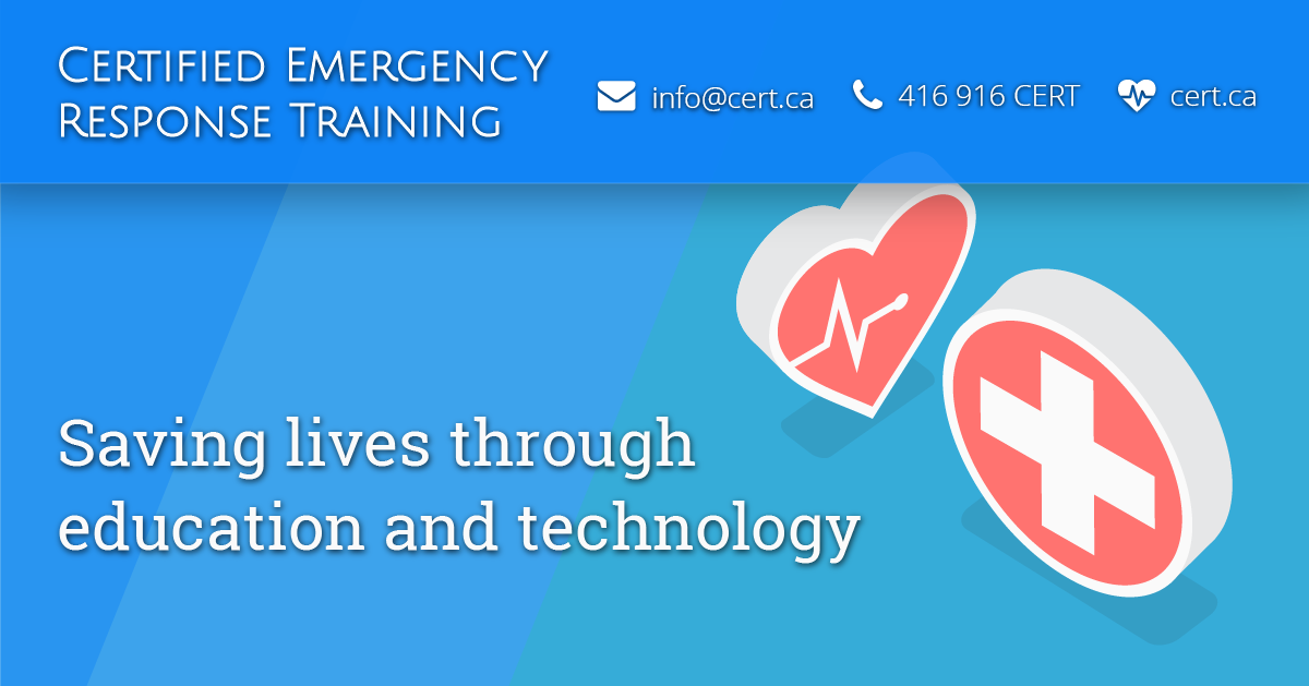 Saving Lives Through Education And Technology Cert